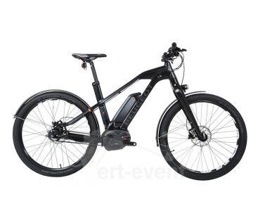 Vélo électrique Peugeot eU01 Street Pack 2018