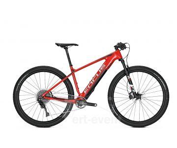 Vélo électrique Focus Ravens 2 Pro 2018