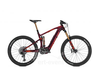 Vélo électrique Focus Sam 2 Pro 2018