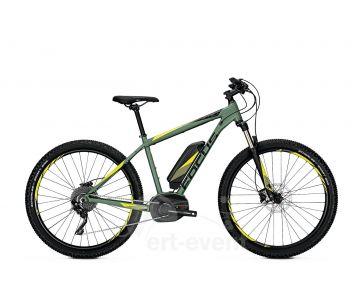 Vélo électrique Focus Jarifa 2 EX Pro Plus 2018