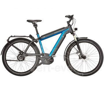Vélo électrique Riese and Muller SuperCharger GH NuVinci 2018