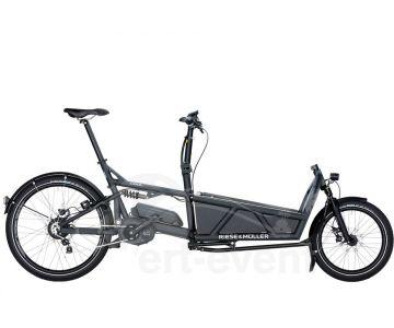 Vélo électrique Riese and Müller Load NuVinci 2018