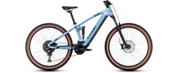 Vélo électrique Cube Stereo Hybrid 120