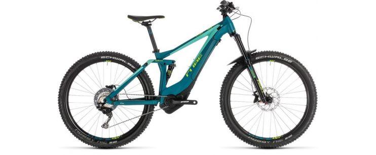 Vélo électrique Cube Sting 140