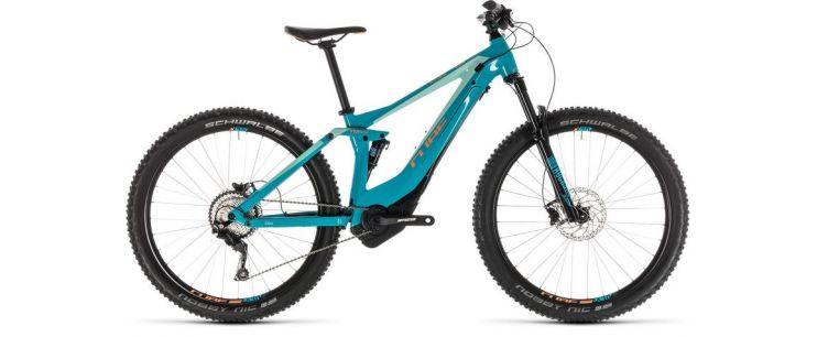 Vélo électrique Cube Sting 120