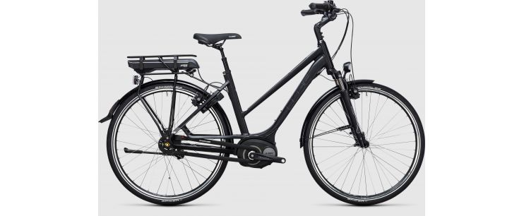 Vélo électrique Cube Travel Hybrid