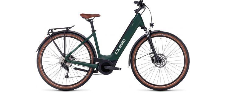 Vélo électrique Cube Touring Hybrid