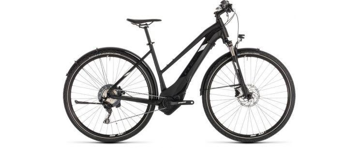 Vélo électrique Cube Cross Hybrid