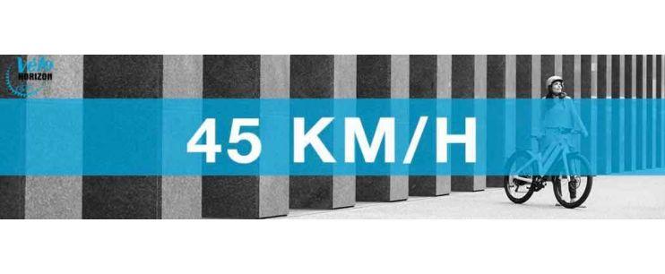 Vélo électrique 45km/h