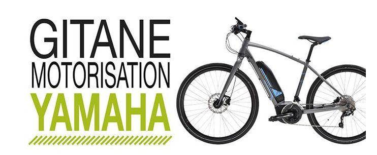 Gitane motorisation Yamaha