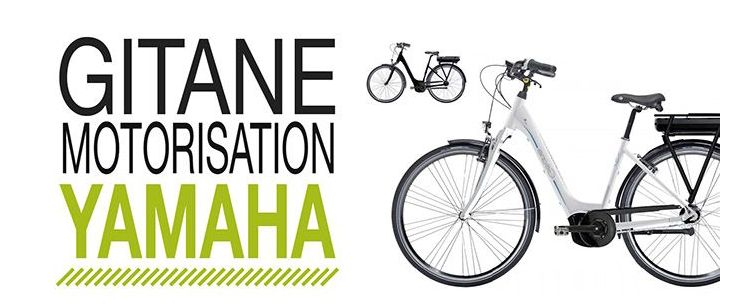 Motorisation yamaha