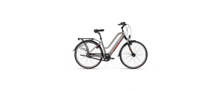 Vélo électrique urbain BH