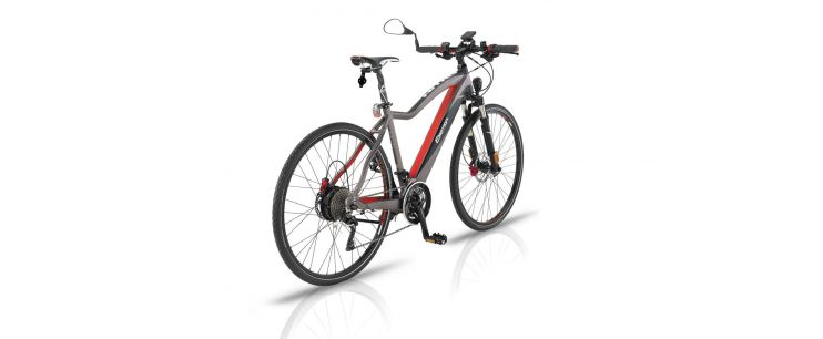 VTC électrique BH Nitro Speed Bike