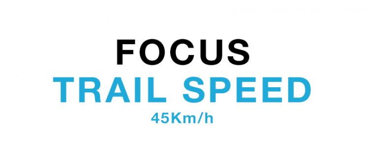 Speed 45kmh