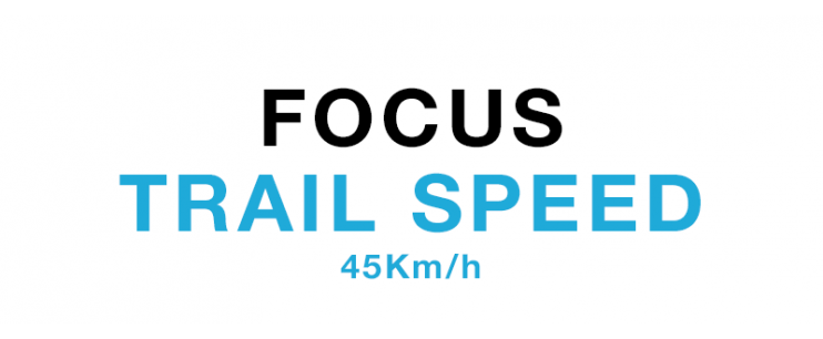 VTT électrique Trail Speed 45km/h