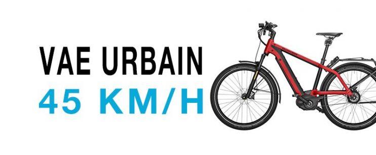 Vélo électrique Urbain 45km/h