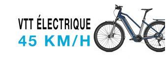 Vtt electrique speed bike