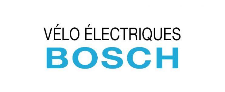 Vélo électrique Bosch