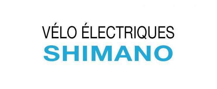 Vélo électrique Shimano