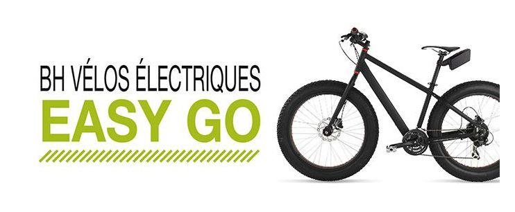 VTC électrique BH EasyGo