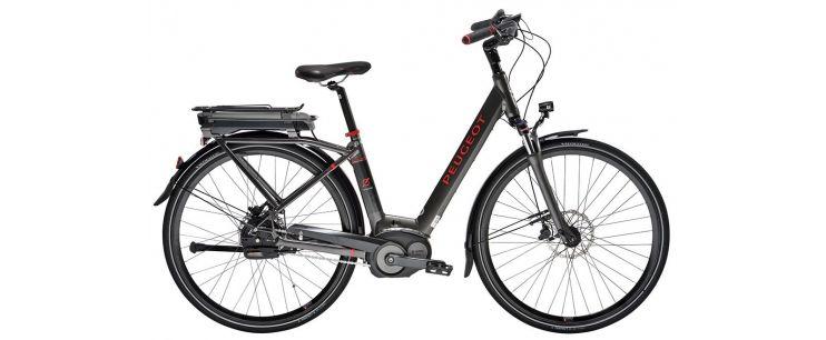 Vélos électriques Urbains Peugeot