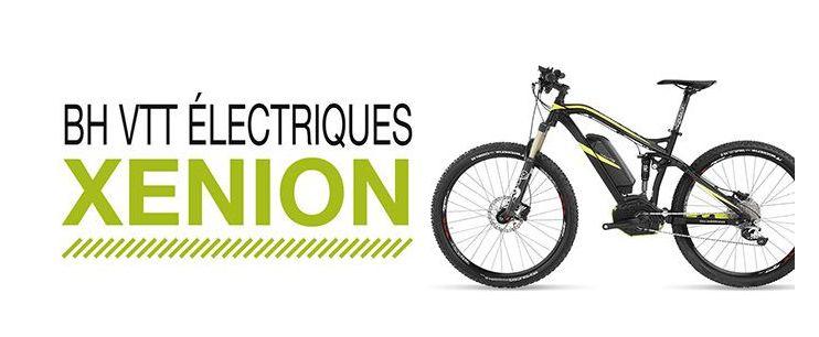 Vtt electriques xenion
