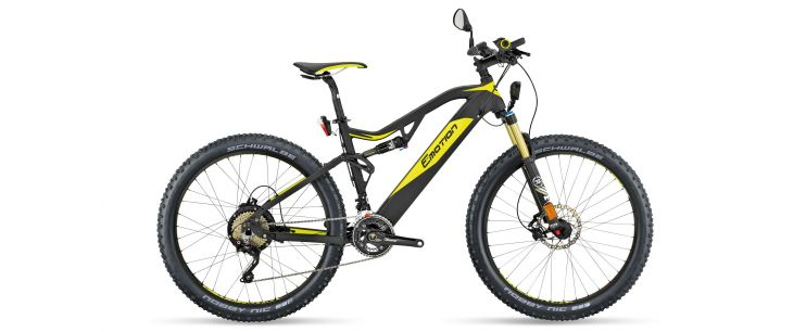 VTT électrique tout suspendu BH Nitro Speed Bike