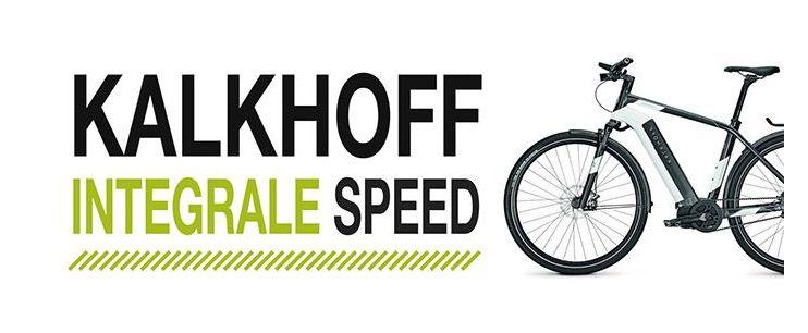 Kalkhoff Integrale SPEED
