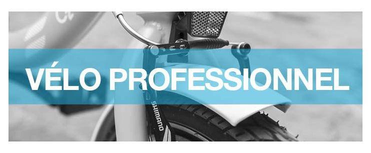 Vélos électriques professionnels