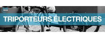 Triporteurs electriques