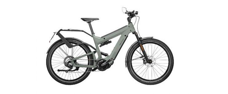 Speedbike 45 km/h Riese & Müller