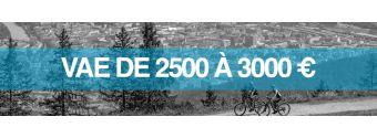 2500 a 3000 euros