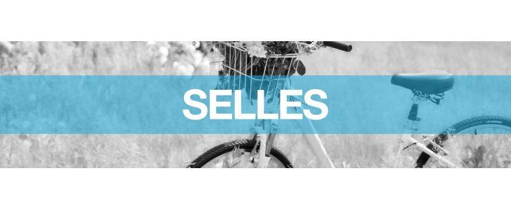 Selles de vélo électrique