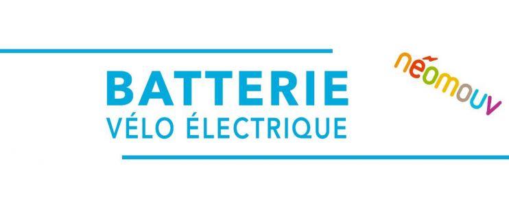 Batterie vélo électrique Néomouv