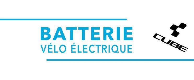 Batterie vélo électrique Cube