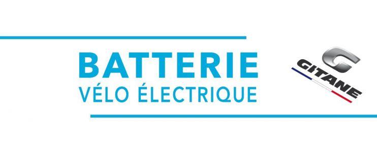 Batterie vélo électrique Gitane