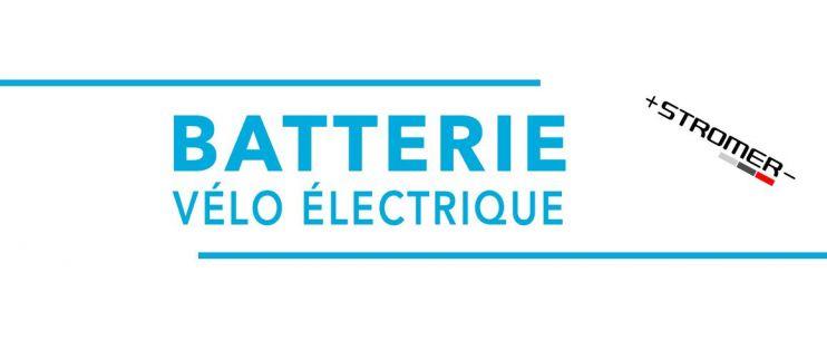 Batterie vélo électrique Stromer