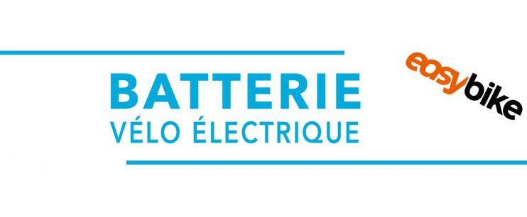 Batterie vélo électrique EasyBike