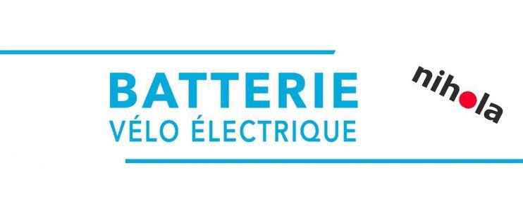 Batterie vélo électrique Nihola