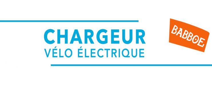 Chargeur vélo électrique Babboe