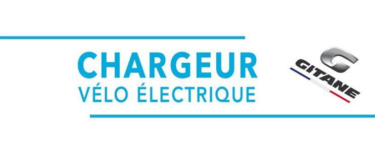 Chargeur vélo électrique Gitane