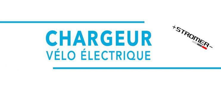 Chargeur vélo électrique Stromer