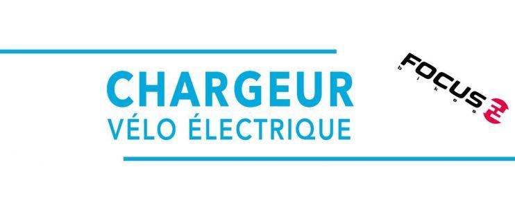 Chargeur vélo électrique Focus