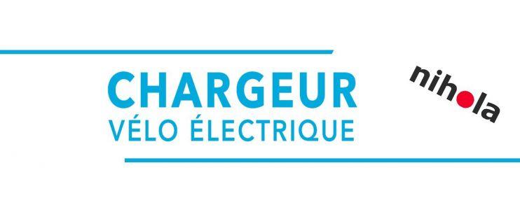 Chargeur vélo électrique Nihola