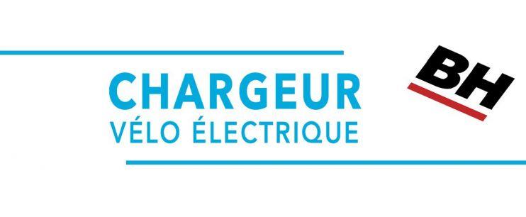 Chargeur vélo électrique BH