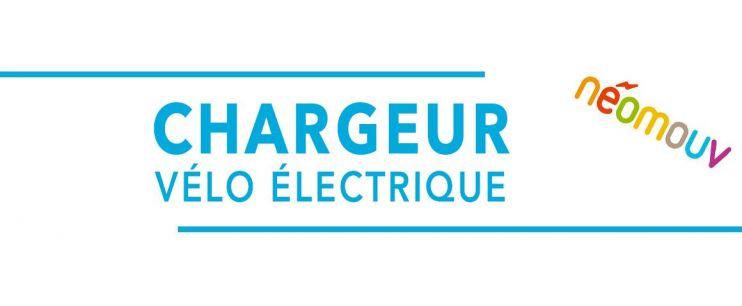 Chargeur vélo électrique Néomouv