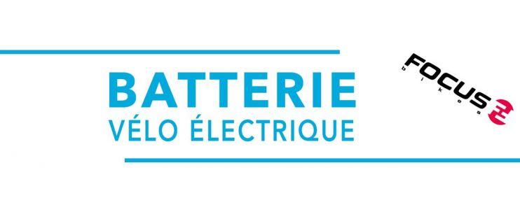 Batterie vélo électrique Focus