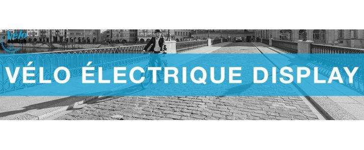 Console et display vélo électrique