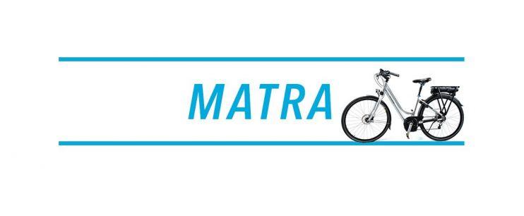 Console vélo électrique Matra