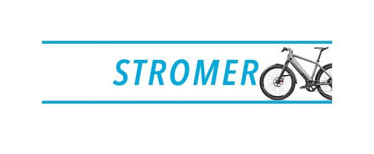 Console vélo électrique Stromer